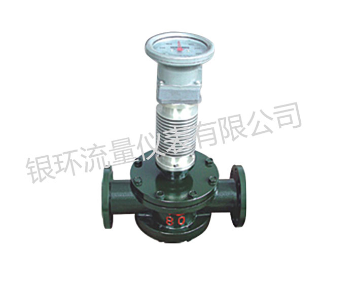 LC11 high temperature type oval gear flow meter