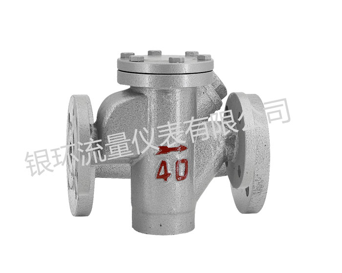 LC11 oval gear flow meter filter